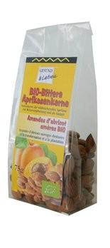 Bittere Aprikosenkerne, bio