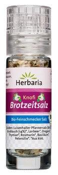 Knofi Brotzeitsalz bio Mini-Mühle
