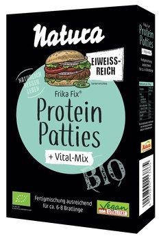 Frika Fix Vitalmix Protein Patties