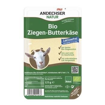 Bio Ziegenbutterkäse 48% Scheiben