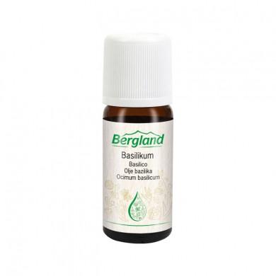 Basilikum-Öl