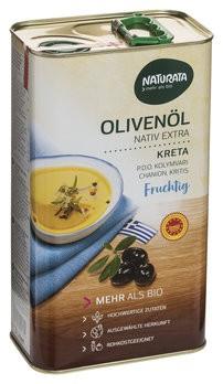 Olivenöl Kreta, nativ extra, bio