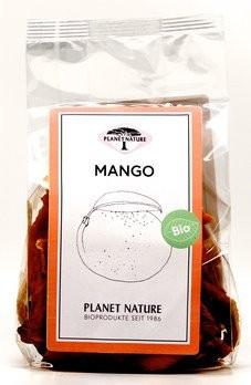 Mango, bio