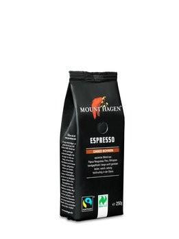 FairTrade Espresso ganze Bohne, bio