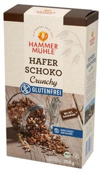 Hafer Schoko Crunchy, bio