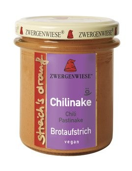 'Chilinake streich''s drauf, bio'