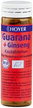 Guarana + Ginseng