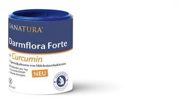 Darmflora Forte + Curcumin,Sanatura