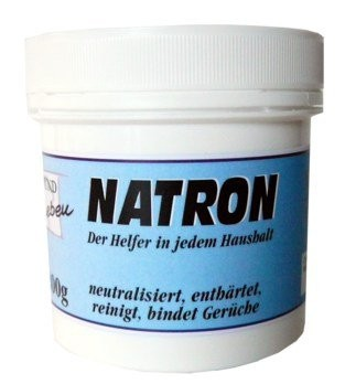 Natron - doppelkohlensaures Natron