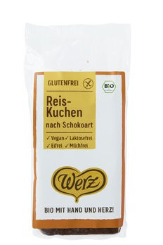 Reis-Schoko-Kuchen