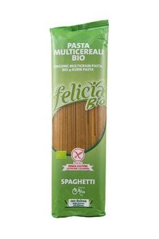 4-Korn Spaghetti, bio