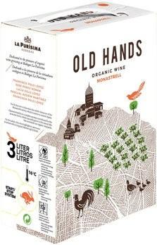 Old Hands Yecla DO -Bag in Box