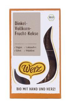 Dinkel-VK-Frucht-Kekse ungesüßt, bi
