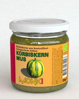 Kürbiskernmus, bio Monki