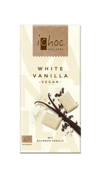 Ichoc - White Vanilla Crisp