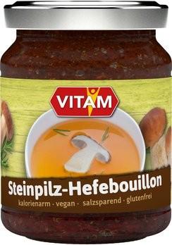 Steinpilz-Hefebouillon