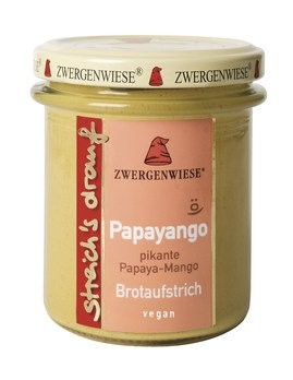 'Papayango streich''s drauf, bio'