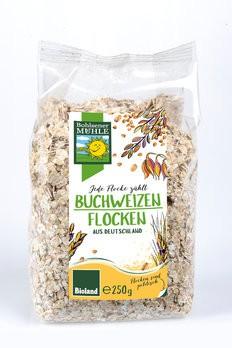 Buchweizenflocken aus Deutschland