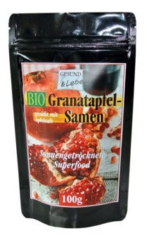 Granatapfel-Samen, bio