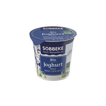 Naturjoghurt mild im Becher