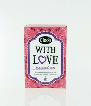With Love Tee Cleo's 18 Fb, bio