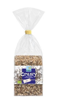 Crusty Chia-Samen