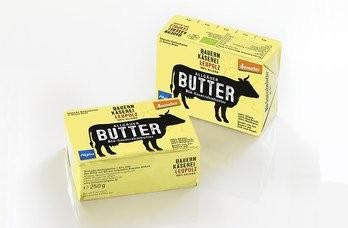 ÖMA Allgäuer Butter Sauerrahm, Demeter - SB