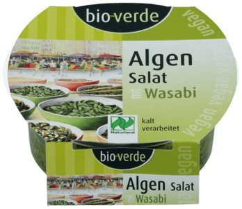 Algae salad with Wasabi 100g