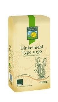 Dinkelmehl Typ 1050