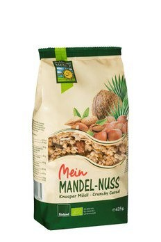 Mein Mandel-Nuss Crunchy, bio