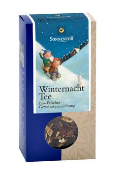 Winternacht-Früchtetee