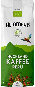 Bio Kaffee gemahlen