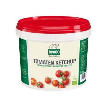 Tomatenketchup Eimer