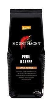 Kaffee Peru ganze Bohne, bio