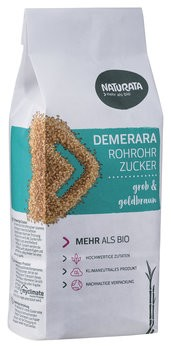 Demerara Rohrohrzucker