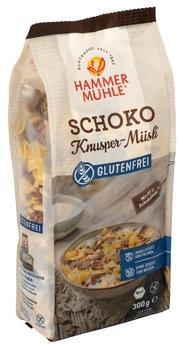 Schoko Knusper-Müsli