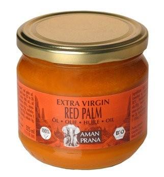 Palmöl rot nativ extra Amanprana