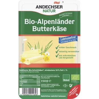 Bio Alpenländer 50% Scheiben