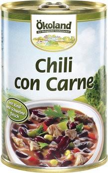 Chili Con Carne, bio