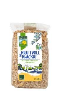 Kraftvoll & Knackig, 4 Flockenmischung