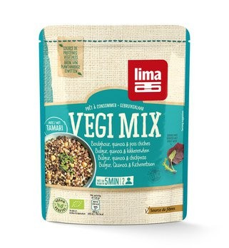 Vegi Mix Bulgur,Quinoa u.Kichererb.