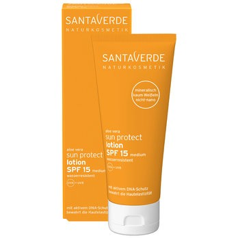sun protect lotion SPF 15