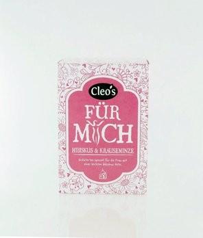 'Für Mich Tee Cleo''s 18 Fb, bio'