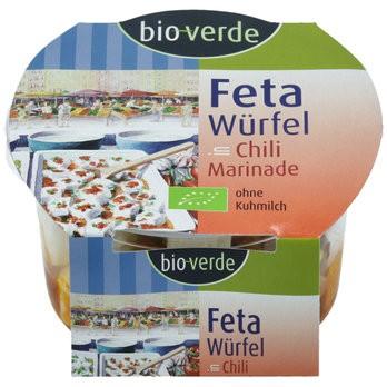 Feta-Würfel pikant aus original griechischem Feta-Käse