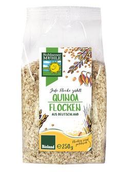 Quinoaflocken, Bioland