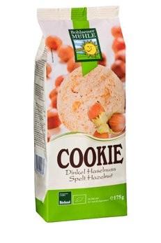 Cookie Dinkel Haselnuss, bio