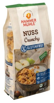 Bio Nuss Crunchy gf