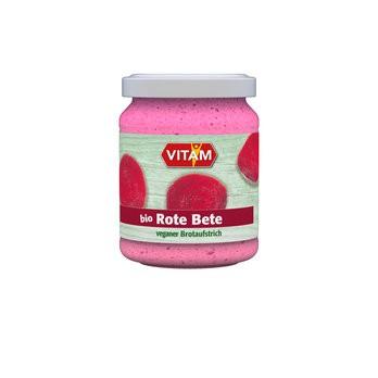 Rote Bete Brotaufstrich, bio