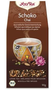 Yogi Tee Choco Chai, bio
