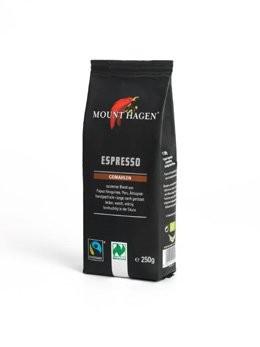 Mount Hagen Espresso gemahlen